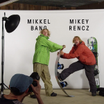 Burton Presents 2016 – Mikkel Bang & Mikey Rencz