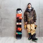 Brelok nowym riderem Burton Snowboards Poland
