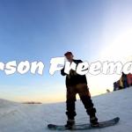 Carson Freeman 2014-2015
