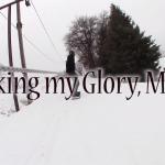 Taking My Glory, Man