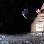 Pilsko Snowpark x Ambition snowskate