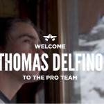 Thomas Delfino w Pro Team Rome