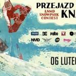 Przejazd Przez Knajpę & NMD Snowpark Contest 2016