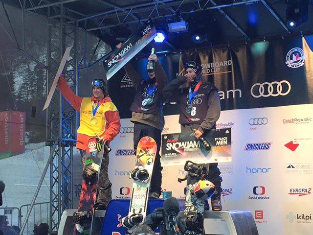 Snowboard World Cup – Snowboard Freestyle Czechy   Shred For
