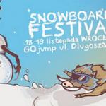 Snowboardziści witają zimę