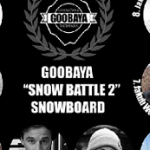 GOOBAYA SNOW BATTLE 2 !
