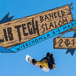 Lib Tech Banked Slalom Wierchomla 2017