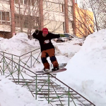 Vans First Layer Russia Teaser
