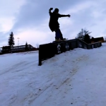 INFECTED Snowboard movie part 1/3.