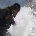 A short movie about snowboard trip to Japan
