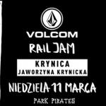 Volcom Rail Jam !!