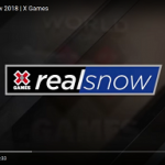 Real Snow 2018 X Games