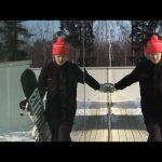 Focus – A Short Film About Snowboarding Following Toni Kerkela
