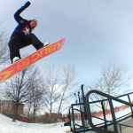 Public Snowboards – Waiting Room x Joe Sexton