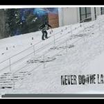 Never Do The Last One – Adrian Smardz