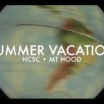 Summer Vacation x Salomon Snowboards  Mt. Hood