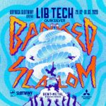 Lib Tech x Quiksilver Banked Slalom 2020