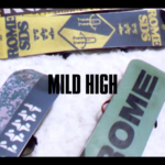 ROME SNOWBOARDS x Woodward Copper